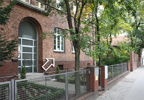 Alt-Moabit 23a Florian Schoenrock Anwalt